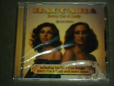 Sorry I'm a Lady by Baccara (CD, Sep-2004, Wea/Maverick) sealed