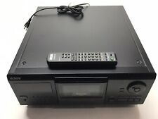 Sony Cdp-Cx255 Mega Storage 200-Disc Cd Changer - With Remote