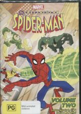 The Spectacular Spiderman : Vol 2 (DVD, 2009)