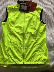 Ladies Gore Bike Wear Windstopper Vest / Gilet