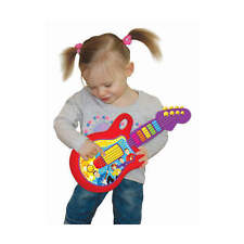 The Wiggles HUN0839 Play Along Musical Guitar Toy