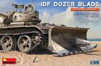Idf Dozer Blade 1 :3 5 Plástico Modelo Kit Miniart