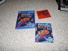Limited Run #36 Aqua Kitty DX Milk Mine Defender New Sealed Region Free PS4