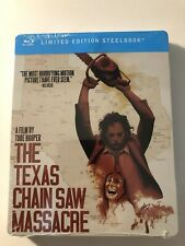 The Texas Chainsaw Massacre [ Limited Edition STEELBOOK ]  (Blu-ray) NEW Bestbuy