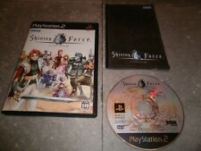 JEU PLAYSTATION 2 (PS2 JAP): SHINING FORCE NEO - Complet TBE