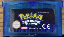 Pokemon Sapphire (Nintendo Game Boy Advance) GBA English
