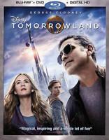 Tomorrowland BLU-RAY Brad Bird(DIR)