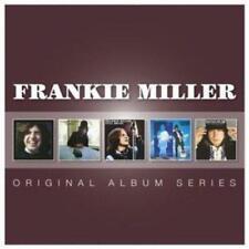 FRANKIE MILLER -5CD ORIGINAL ALBUM SERIES (NEW/SEALED) Inc High Life The Rock
