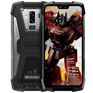 """Blackview BV9700 Pro 6Go+128Go Rugged 4G Smartphone NFC debloque Téléphone 5.7"""""""