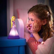 Disney Princesse Raiponce en Forme de Veilleuse Chambre D'Enfants Éclairage