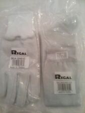 REGAL Men's Thermal Sock's and Glove's Liner Metallic Set in Silver  NO TAX
