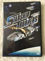 Starship Troopers DVD Preowned Free Shipping