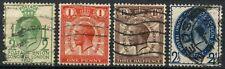 GB KGV 1929 SG#434-437 UPU Congress PUC Used Set Of 4 #D79540