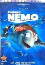 Disney - Pixar: Finding Nemo (Dvd 2- Disc Collector's Edition 2003)