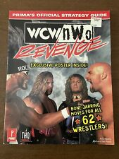 WCW/NWO REVENGE (Prima's Official Strategy Guide) by Richard Dal Porto 1998