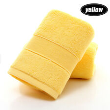 Luxury Soft 100% Cotton Towels Best Bathroom Gift Face   Hand   Bath Towels  ,