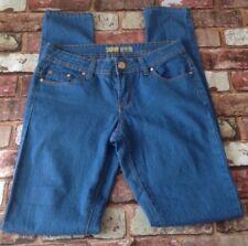 *Ladies Skinny Jeans with stretch - Size 10 - Denim Co - Blue denim