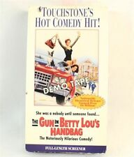 The Gun In Betty Lou's Handbag VHS Movie Promo Screener Copy