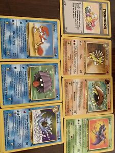 Pokemon Cards 1st Edition Lot