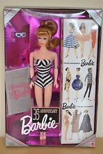 1994 SPECIAL EDITION Vintage Repro 35TH Anniversaire Blonde Barbie