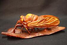 Cicada, Symbolises turning unfortunate into fortunate. STATUE (AN056)