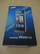 Samsung Wave S723 Titan Grau