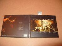 Anorexia Nervosa Redemption Process 2004 cd is Ex/Digipak vg/ex