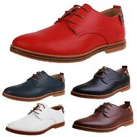 mens Shoes Cuban heel Smart casual Italian style Business Formal brogues Sz tata