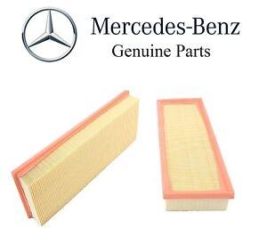 For Mercedes Benz W203 W209 W211 W212 Air Filter Genuine