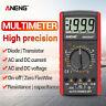 ANENG Digital Multimeter Portable AC / DC Voltmeter Ammeter Resistance Tester