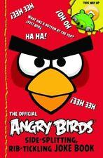 Angry Birds: Side-Splitting, Rib-Tickling Joke Book By Angry Birds