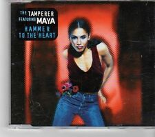 (FK313) The Tamperer Featuring Maya, Hammer To The Heart - 1999 CD