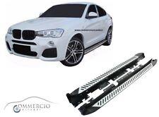 BMW X4 F26 Pedane Laterali dal 2014 Qualità PREMIUM