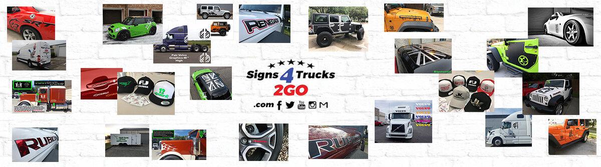 Signs4Trucks2GO