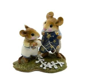 Wee Forest Folk M-207 High Flyer - Stars Special (RETIRED)