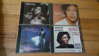4 Natalie Cole CD's Unforgettable With Love Take A Look Stardust Got Love Mind