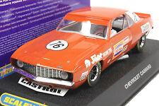 SCALEXTRIC C2696 69' BOB JANE CAMARO 1/32 SLOT CAR NEW LIMITED EDITION - RARE-