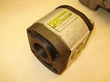 Rexroth 1PF2G240/011LN12MM Hydraulikpumpe 11ccm Holzspalter Gabelstapler 24V