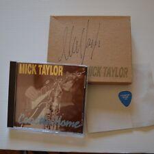 (ROLLING STONES) Mick TAYLOR - Coastin' home - 1995 LTD. edition CD Box set
