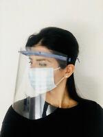 Gesichtsvisier Made in Germany - schneller Versand - durchdachtes Design