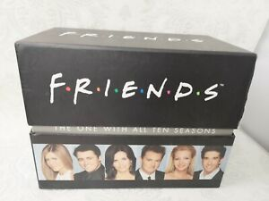 Friends The One DVD Box With All Ten Seasons 10 Season Comedy Family 2005  P732