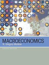 Macroeconomics, by Mankiw, 8th Edition