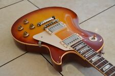 2012 Gibson Les Paul R8 Plaintop '58 RI Washed Cherryburst