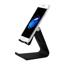 Black Adjustable Phone Desktop Stand