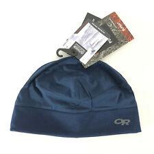 Outdoor Research Ascendant Beanie Fleece Lined Warm Packable Navy Blue S/M