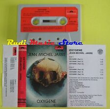MC JEAN MICHEL JARRE Oxygene 1976 italy POLYDOR 3100 398 no cd lp dvd vhs
