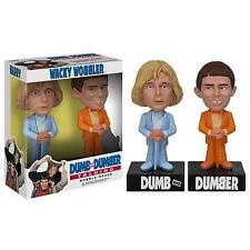 DUMB AND DUMBER Harry and Lloyd  TALKING BOBBLE HEADS by Funko Wacky Wobbler