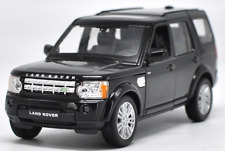 WELLY FX 1/24 alloy model, Land rover Discovery 4 collect gifts door can open