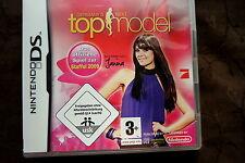 Germanys Next Topmodel Staffel 2009 Janina - Nintendo DS - Komplett OVP Handbuch