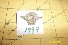 LADIES OF HARLEY Davidson OWNERS GROUP HOG LOH 1999 PIN 99